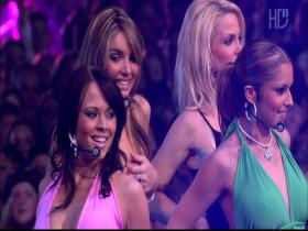 Girls Aloud Love Machine (TMF Awards, Live 2005) (HD)